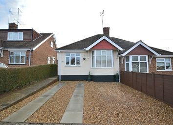 Thumbnail 2 bedroom semi-detached bungalow for sale in Bishops Drive, Kingsthorpe Village, Northampton