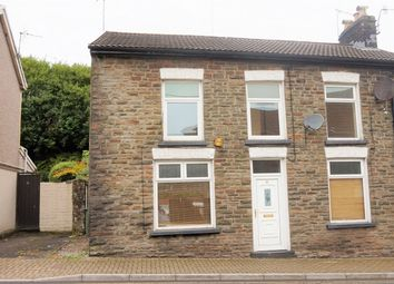 Thumbnail 3 bed end terrace house for sale in Penrhiwfer Road, Tonypandy