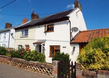 Thumbnail 2 bedroom terraced house for sale in Fakenham, Norfolk