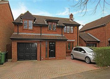 Thumbnail 4 bed detached house for sale in Clary Road, Swindon