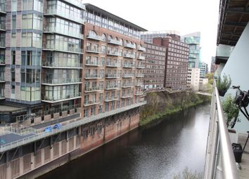 Thumbnail 2 bed flat for sale in The Edge, Great Clowes Street, Salford