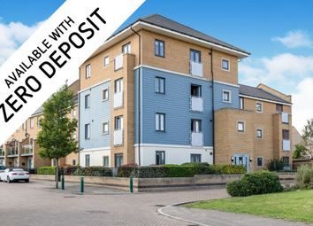 Thumbnail 2 bed flat to rent in Spring Avenue, Hampton Vale, Peterborough