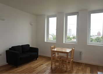 Thumbnail 1 bed flat to rent in 20 Canning Road, London