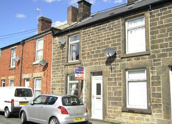 Thumbnail 1 bed terraced house to rent in Victoria Street, Dronfield Derbyshire