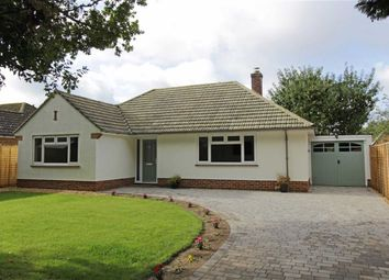 Thumbnail 3 bed bungalow for sale in Cull Lane, New Milton