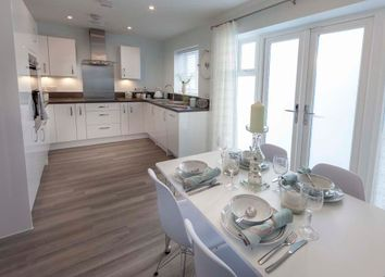 Thumbnail 3 bedroom detached house for sale in The Sidings, Mendlesham