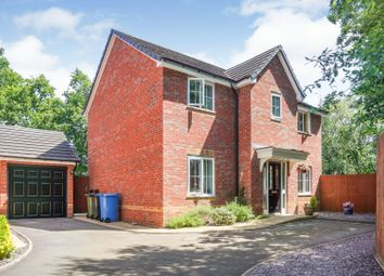 Thumbnail 4 bed detached house for sale in Oaklands, Wombourne, Wolverhampton