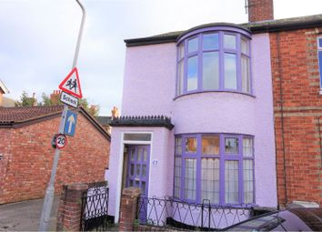 Thumbnail 3 bed end terrace house for sale in Newport Pagnell, Milton Keynes