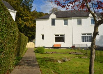 Thumbnail 3 bed semi-detached house for sale in Ardencaple Quadrant, Helensburgh, Argyll And Bute