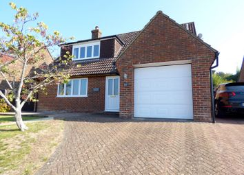 Thumbnail 4 bed detached house for sale in Poplar Way, Midhurst
