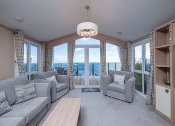 Thumbnail 2 bedroom lodge for sale in Torquay Road, Shaldon