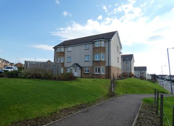 Thumbnail 2 bedroom flat for sale in Meiklelaught Place, Saltcoats, North Ayrshire