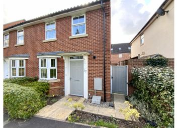 3 bed semi-detached house for sale in Collett Road, Taunton TA2
