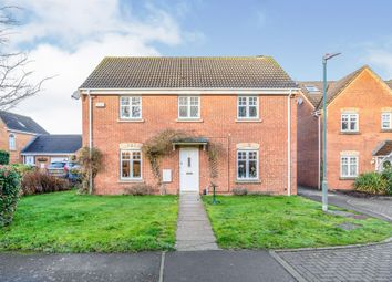 4 bed detached house for sale in Mabberley Close, Emersons Green, Bristol BS16
