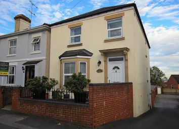 Thumbnail 4 bed detached house for sale in Belle Vue Road, Swindon