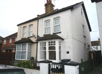 Thumbnail 3 bedroom semi-detached house to rent in Arkley Road, Herne Bay, Kent