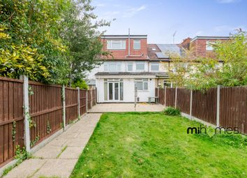 Thumbnail 5 bed terraced house to rent in Mayfield Avenue, London