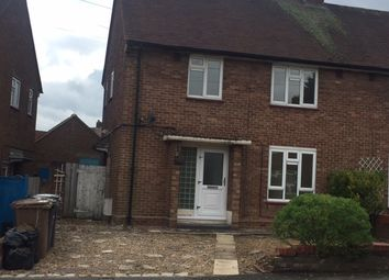 Thumbnail 3 bedroom semi-detached house to rent in Cowridge Crescent, Luton