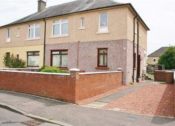 Thumbnail 2 bedroom flat for sale in Argyll Avenue, Falkirk
