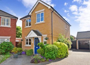 Thumbnail 3 bedroom detached house for sale in Aldborough Road North, Newbury Park, Ilford, Essex
