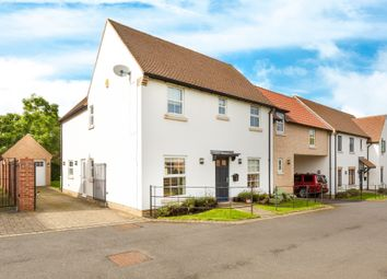 4 bed link-detached house for sale in Chandlers, Spaldwick, Huntingdon PE28