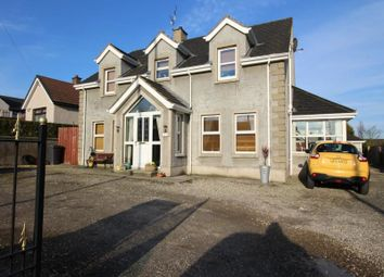 Thumbnail 4 bed detached house for sale in North Road, Greenisland, Carrickfergus