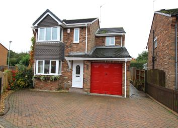 4 bed detached house for sale in Limelands Road, Dinnington, Sheffield, South Yorkshire S25