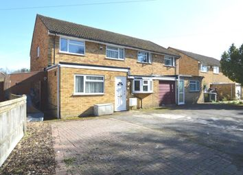 Thumbnail 4 bed semi-detached house for sale in Penmoor Close, High Wycombe