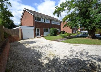 Thumbnail 3 bed semi-detached house for sale in Amberley Close, Newbury, Berkshire