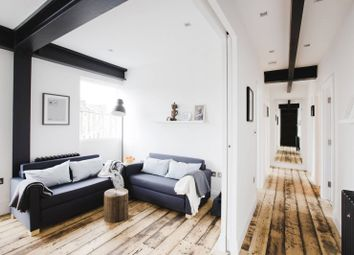 Thumbnail 4 bed flat to rent in Ridley Road, Dalston