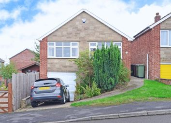 Thumbnail 3 bedroom bungalow for sale in Kipling Close, Dronfield