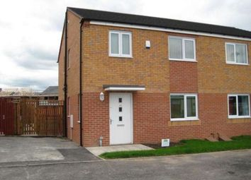 Thumbnail 4 bed semi-detached house to rent in Kylemore Way, Beswick, Manchester