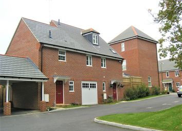 Thumbnail 1 bed terraced house for sale in Coppice Pale, Chineham, Basingstoke