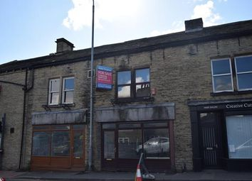 Thumbnail Retail premises for sale in 29 & 30 Denholme Gate Road, Hipperholme, Halifax