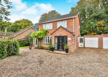 Thumbnail 4 bedroom detached house for sale in Ringland Road, Taverham, Norwich