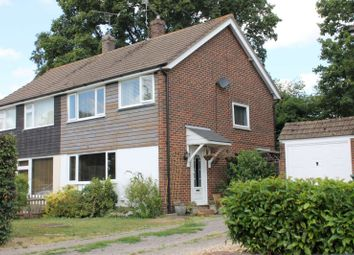 Thumbnail 3 bed semi-detached house to rent in Maple Close, Horsham