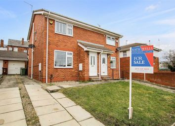 Thumbnail 3 bed semi-detached house for sale in Thornhill Croft, Wortley, Leeds, West Yorkshire