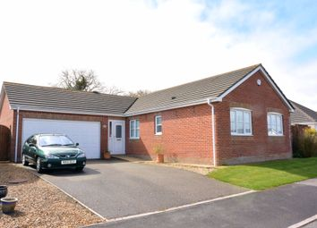 Thumbnail 3 bedroom detached bungalow for sale in Baldwin Drive, Okehampton