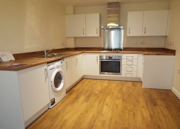 Thumbnail 3 bed flat to rent in Moore Close, Southampton