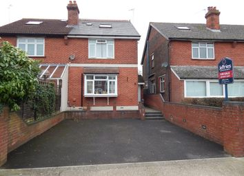 Thumbnail 4 bed semi-detached house for sale in Salisbury Road, Drayton, Portsmouth