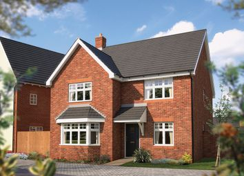 "Thumbnail 5 bedroom detached house for sale in ""The Oxford"" at Steppingley Road, Flitwick, Bedford"