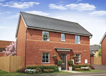 "Thumbnail 3 bedroom detached house for sale in ""Buchanan"" at Lancaster Avenue, Watton, Thetford"