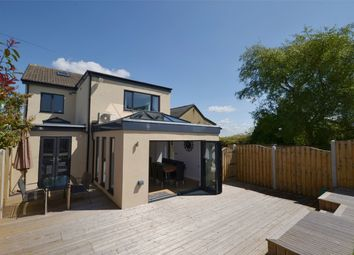 Thumbnail 4 bed detached house for sale in School Lane, Emley, Huddersfield, West Yorkshire