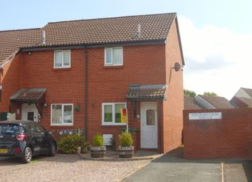 Thumbnail 2 bed end terrace house for sale in Tristram Court, Hereford