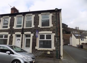Thumbnail 2 bed terraced house to rent in Caefelin Street, Llanhilleth, Abertillery