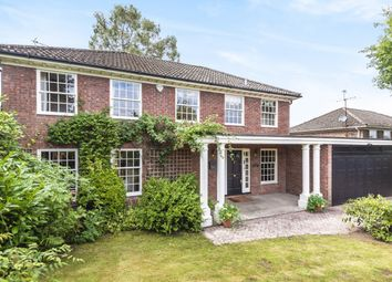 Thumbnail 4 bed detached house for sale in Parkhurst Fields, Churt, Farnham, Surrey