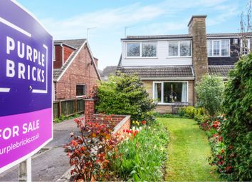 3 bed semi-detached house for sale in Church Walk, Holton Le Clay, Grimsby DN36