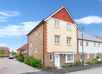 4 bed town house for sale in Holly Blue Drive, Iwade, Sittingbourne, Kent ME9
