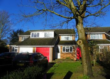 Thumbnail 4 bed semi-detached house to rent in Victoria Road, Wargrave, Reading