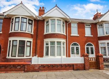 Thumbnail 3 bedroom terraced house for sale in Summerville, Blackpool, Lancashire, .